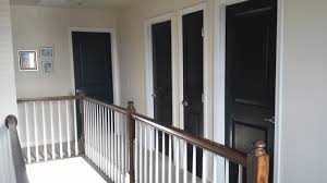 Painting Interior Doors by Building A Florence With Ryan Homes Black Interior Doors Ryan