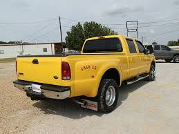 ford amarillo truck for sale 2006 ford f 350 amarillo 4x4 for sale in canton tx from