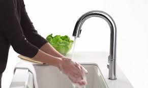 touch free kitchen faucets free kitchen faucet kenangorgun