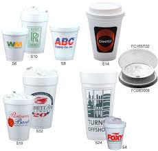 foam cups foam cups choose from 10 styles of custom imprinted foam cups in
