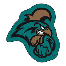 Animal Shaped Area Rugs by Carolina University Chanticleers Mascot Area Rug
