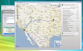 Google Maps Driving Eztrucker Maps Screen