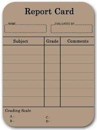 best 25 school report card ideas on report cards