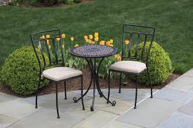 Metal Patio Furniture Sets Extraordinary Iron Outdoor Furniture Exterior At Home Security