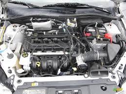 Focus 2008 2008 Ford Focus Se Sedan 2 0l Dohc 16v Duratec 4 Cylinder Engine