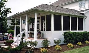 Cottage Front Porch Ideas by Enclosed Front Porch Ideas In The Cottage Style Bonaandkolb
