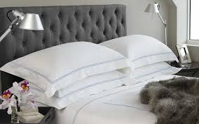 What Are The Best Bed Sheets For Summer The Best Hotel Bedding And Pillows To Use At Home Travel Leisure