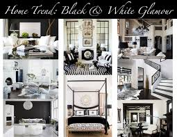 glamorous homes interiors home trend black white mountain home decor