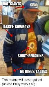 Funny Washington Redskins Memes - 25 best memes about meme and washington redskins meme and