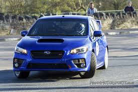 subaru modified 2015 subaru impreza wrx sti to tackle the tt course manx