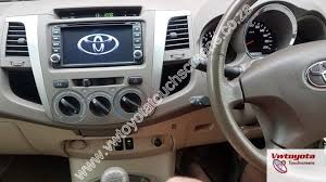toyota hilux gps dvd 7 inch navigation touch screen radio unit