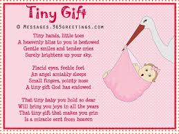 baby girl poems baby shower poems 02 365greetings