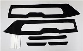tail light smoke kit 2015 camaro rs zl1 tail light blackout kit from xpel pt h0602i ds