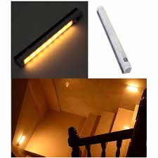 amazing motion sensor stair lights motion sensor stair lights