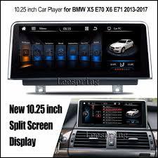 Bmw X5 E70 - aliexpress com buy 10 25 inch car multimedia player for bmw x5