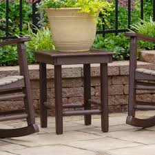 Amish Patio Furniture Amish Zinn U0027s Mill Poly Table Breezy Acres Collections