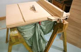 wood table saw stand homemade table saw stand