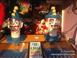 clowns for hire island help wanted skin the wire feed the clown operator in coney
