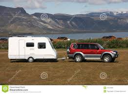 jeep camping trailer camping trailer royalty free stock images image 11374699