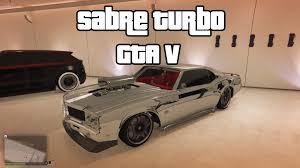 modded muscle cars declasse sabre turbo muscle car gta 5 newb gaming