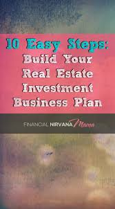 10 easy steps to building your real estate investment business