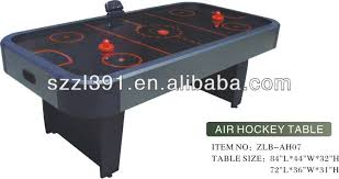 Air Hockey Table Dimensions by 7 Feet Luxurious Powerful Air Hockey Table Ice Hockey Buy Air