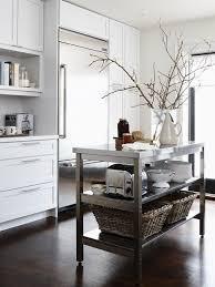 Stainless Steel Kitchen Island Table Best 25 Stainless Steel Island Ideas On Pinterest Throughout