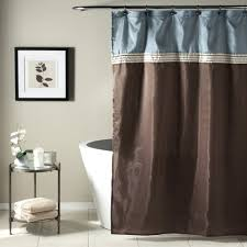 Green And Brown Shower Curtains Terra Shower Curtain Lush Decor Www Lushdecor