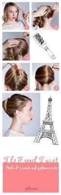 Hochsteckfrisurenen Gesellenpr Ung Anleitung by Einfache Steckfrisuren Für Schulterlanges Haar Hair