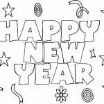 happy new year u0026 coloring book inside coloring pages for new years