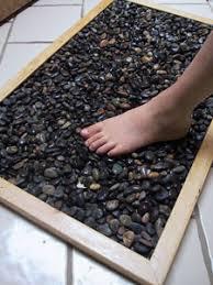Zen Bath Mat Savvy Housekeeping Make A Bath Mat