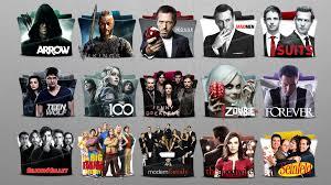 tv series folder icons pack 1 by kareembeast on deviantart