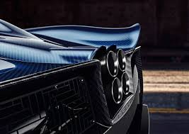 blue pagani pagani huayra roadster is 764 hp of kinetic hypercar art the drive
