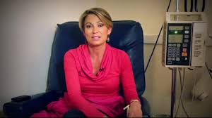 images of amy robach haircut amy robach shares cancer milestone video abc news