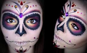 the 15 best sugar skull makeup looks for halloween halloween