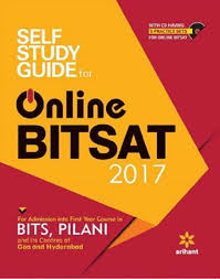 self study guide for online bitsat 2017 buy self study guide for