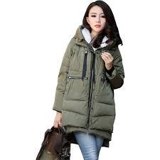 Plus Size Down Coats Online Get Cheap Winter Down Jacket Coat Women Hoody Aliexpress