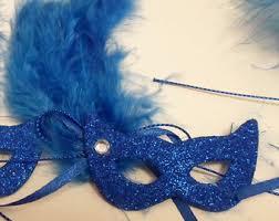 womens masquerade masks12 christmas tree blue masquerade mask etsy