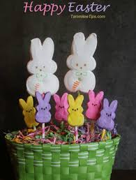 peeps decorations easy diy easter decorations