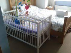 80 cosleeper made from 69 ikea crib minus a side baby
