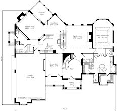 House Plans With Keeping Rooms The Wilshire Place Frank Betz Associates Inc Southern Living