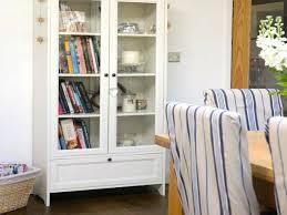 tv stand kallax shelf unit with 4 inserts high gloss gray