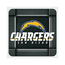 party supplies san diego drink coasters party supplies san diego chargers coasters