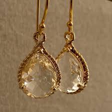 gold earrings for wedding popular items for braided gold on etsy earring diamantbilds