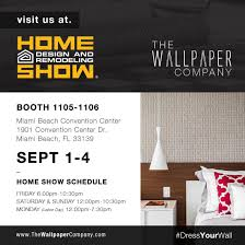 Home Design Remodeling Show by The Wallpaper Company Linkedin