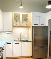 Kitchen Wall Cabinets With Glass Doors Kitchen Grey Kitchen Cabinets Cabinets Near Me Simple Kitchen