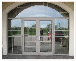glass front house metal and glass front doors gallery doors design ideas