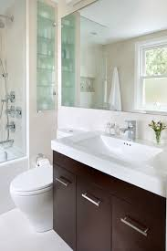 Modern Bathrooms For Small Spaces Modern Bathroom Design For Mesmerizing Small Space Bathrooms