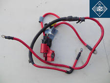 04 land rover range rover l322 positive battery wire cable