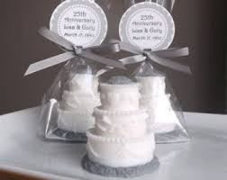 silver party favors anniversary favor etsy